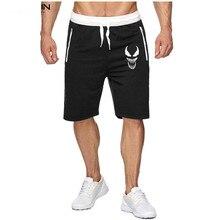 Fashion Brand Men's Venom Shorts 2019 Spring Summer Male Swe