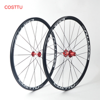 Original COSTTU TM30 30mm 120 Click 20 24 Spoke 29er 700c 4 Sealed Bearing Road Bike