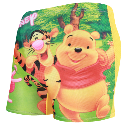 Cartoon Bear Swimming Trunks Kids Cute Swim Trunks Girls Bathing Suit Children Beach Wear Summer Board Shorts