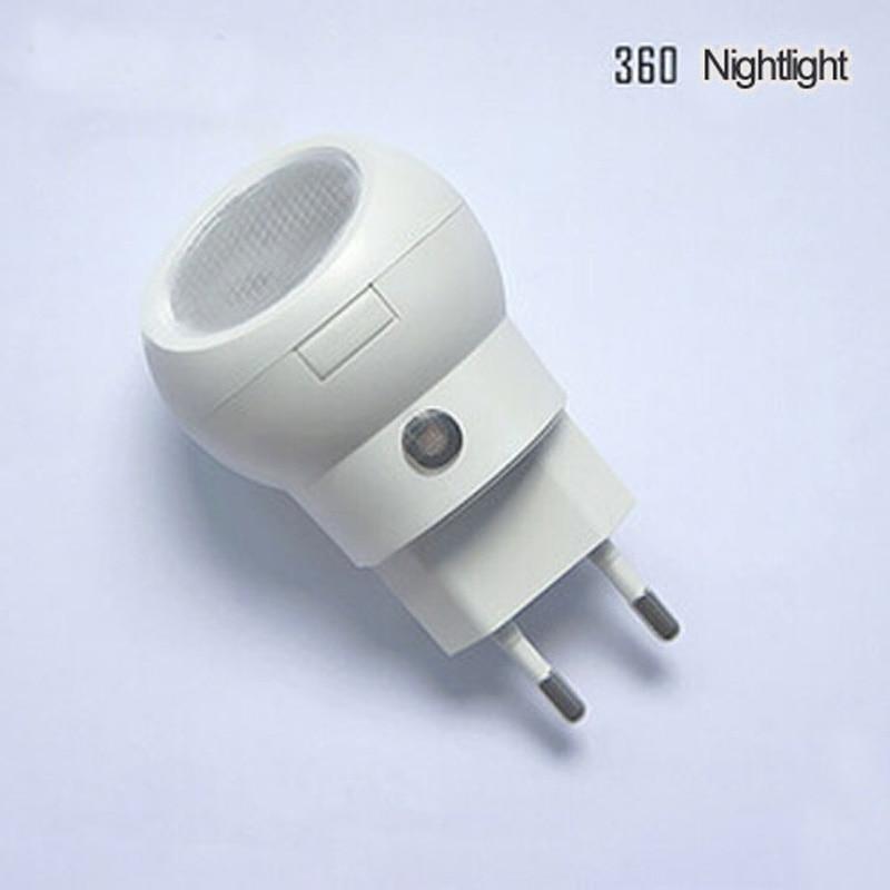 Luzes da Noite sense automaticamente ligar ou desligar Fonte de Luz : Lâmpadas Led