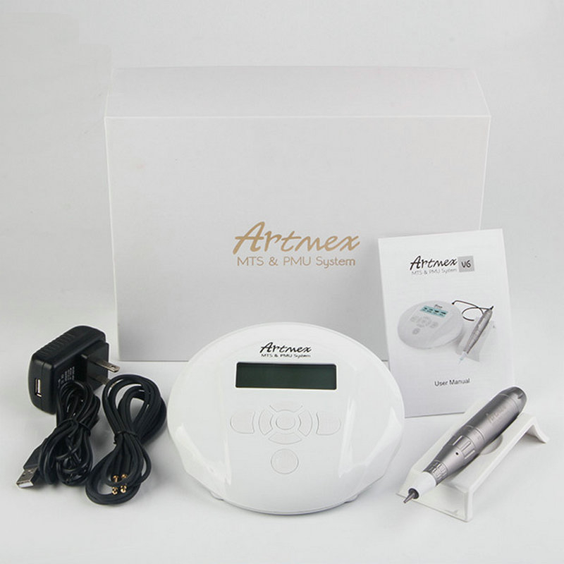 Органайзер кисточек для макияжа акриловая коробка для хранения инструментов 4 слота подставка для карандашей для бровей помады чехол с кры... - 4