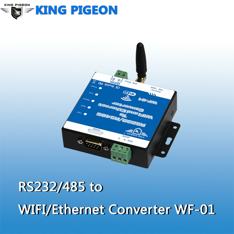 RS232/RS485 to WIFI /Ethernet Converter Wireless Networking Router Date Transparent Transimission Webpage Configuration WF-01 samsung rs 552 nruasl