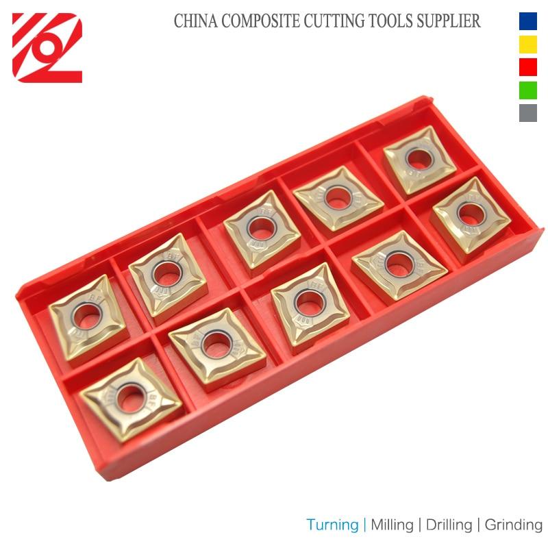 EDGEV utensili per tornio CNC inserto in metallo duro CNMG120404 - Macchine utensili e accessori - Fotografia 4