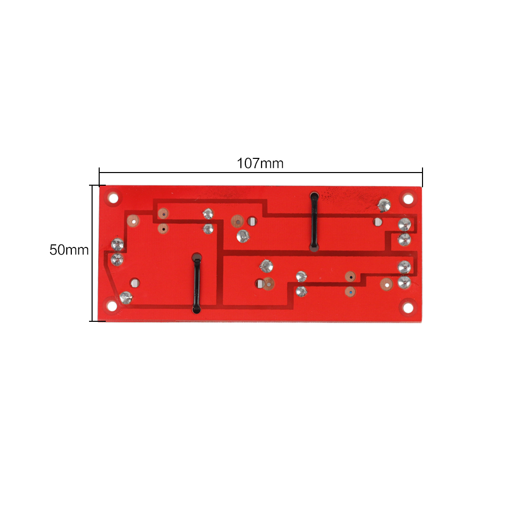 Ghxamp 2 Way Crossover Audio 150w 300w Borad Speaker Treble Bass Active Circuit Diagram On Two Frequency Divider 12db Oct 3200hz In Accessories From Consumer Electronics