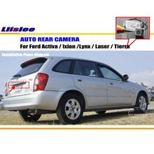 Car Rear View Camera / Back Up Reverse Parking Camera For Mazda Familia 2003~2012 License Plate Lamp / HD CCD Night Vision