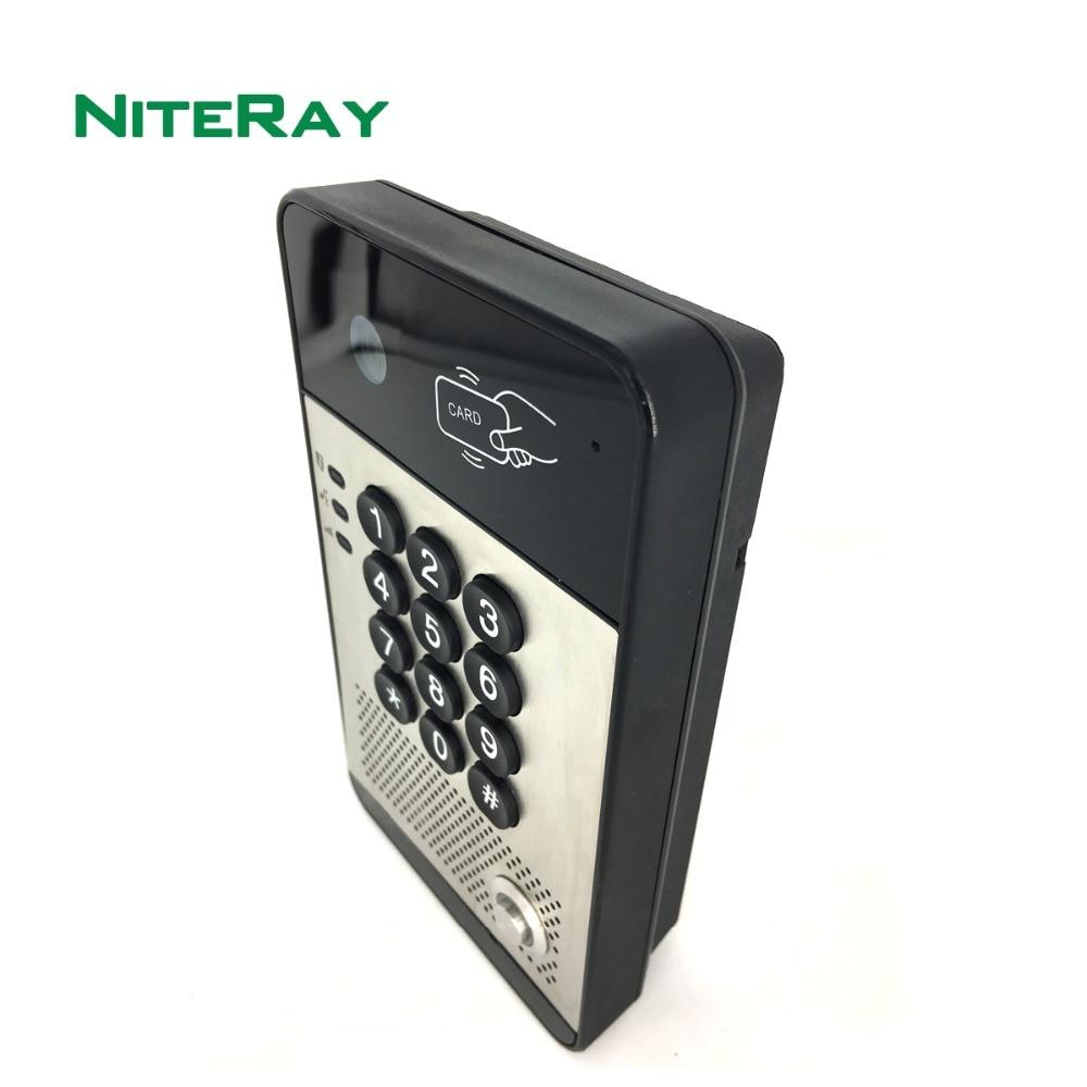 SIP / Voip τηλεφωνική πόρτα, τηλέφωνο - Ασφάλεια και προστασία - Φωτογραφία 4