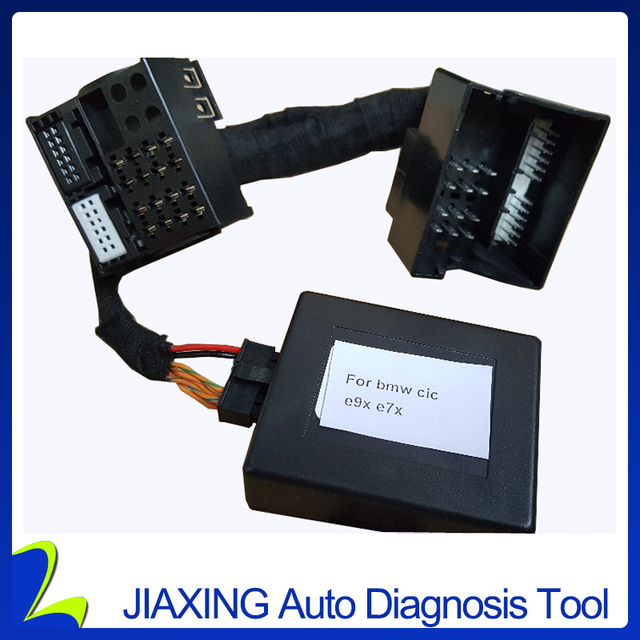 3pcs/lot for bmw cic retrofit adapter emulator video in motion, Wiring diagram