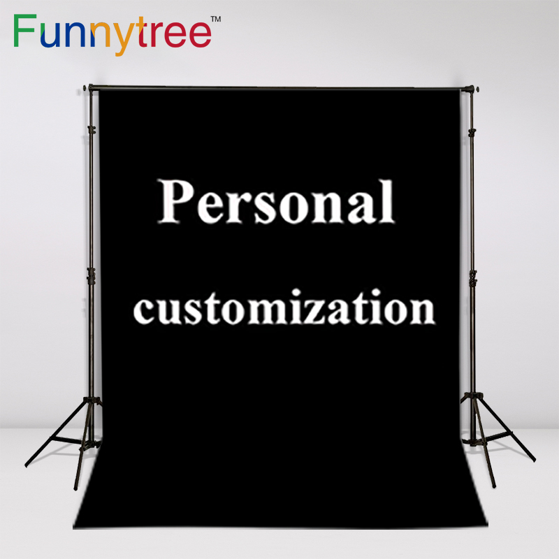 Funnytree wedding Backdrops special link for Custom birthday baby shower party background for photo shoot studio photozone