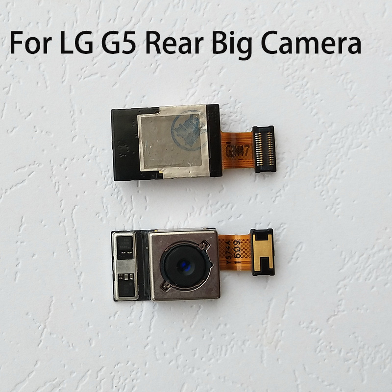 For LG G5 H820 H830 H831 H840 H850 RS988 US992 LS992 Left Side Rear Big Camera Module Repair Part