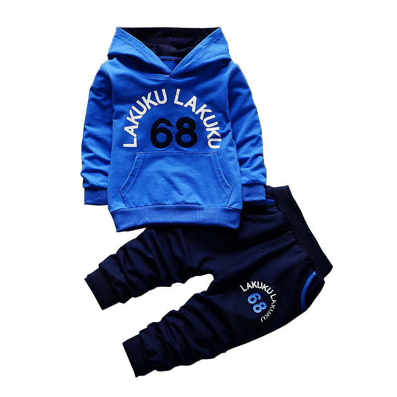 Free shipping 2017 spring autumn children baby boys Hooded sports suit letter 2pcs set kids free shipping 2017 spring autumn children baby boys hooded sports suit letter 2pcs set kids