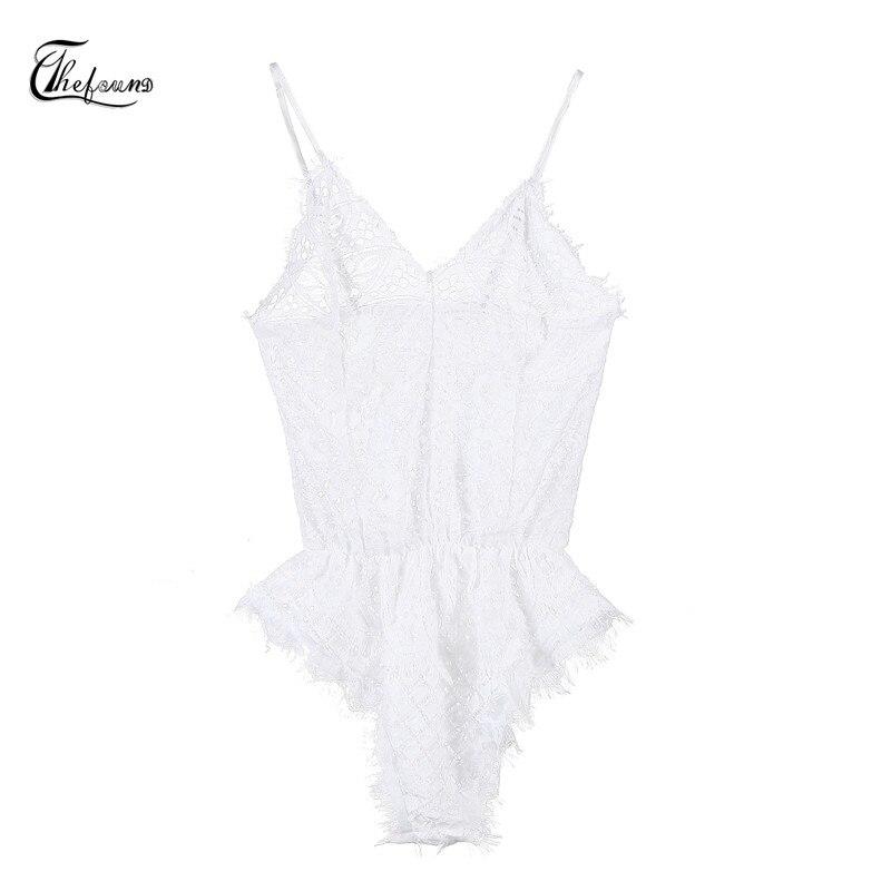 Damen-nachtwäsche Frauen Sexy-dessous Nachtwäsche Nachtwäsche Kleid Babydoll Spitze G-string Unterwäsche