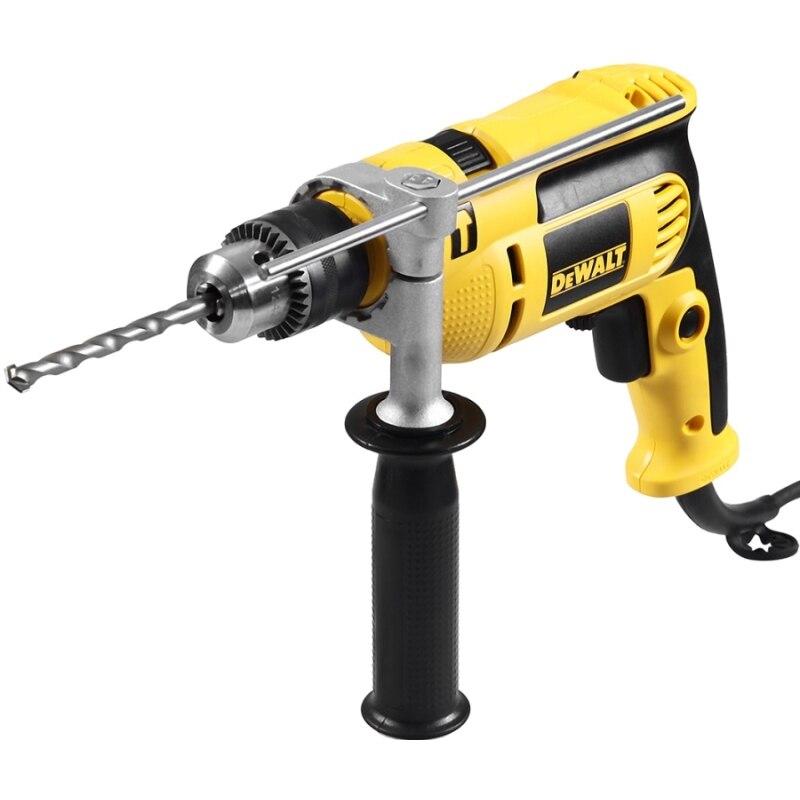 Impact drill DeWalt DWD024 (Power 650 W speed 2800об/min 47600 beats per minute) drill impact makita hp1630 no load speed 3200 rev min 48000 beats per minute reverse