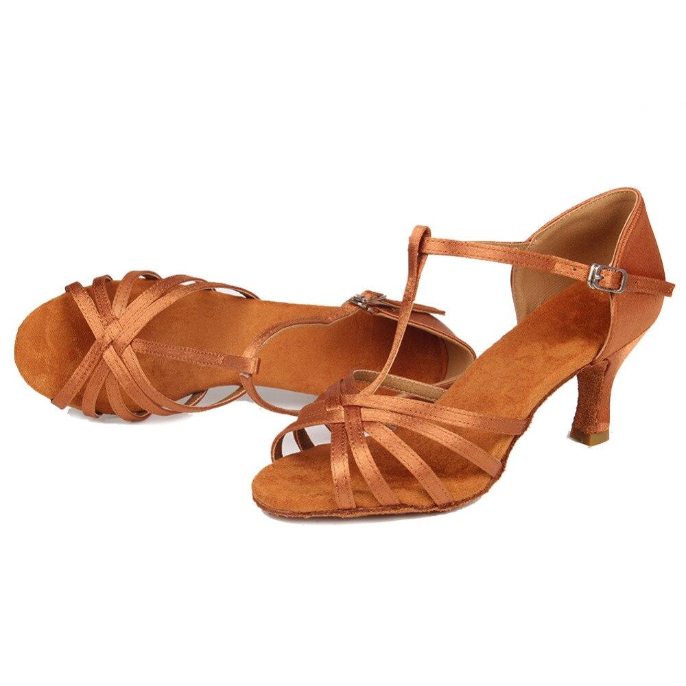 Новые женские туфли для латиноамериканских танцев бальные сальсы
