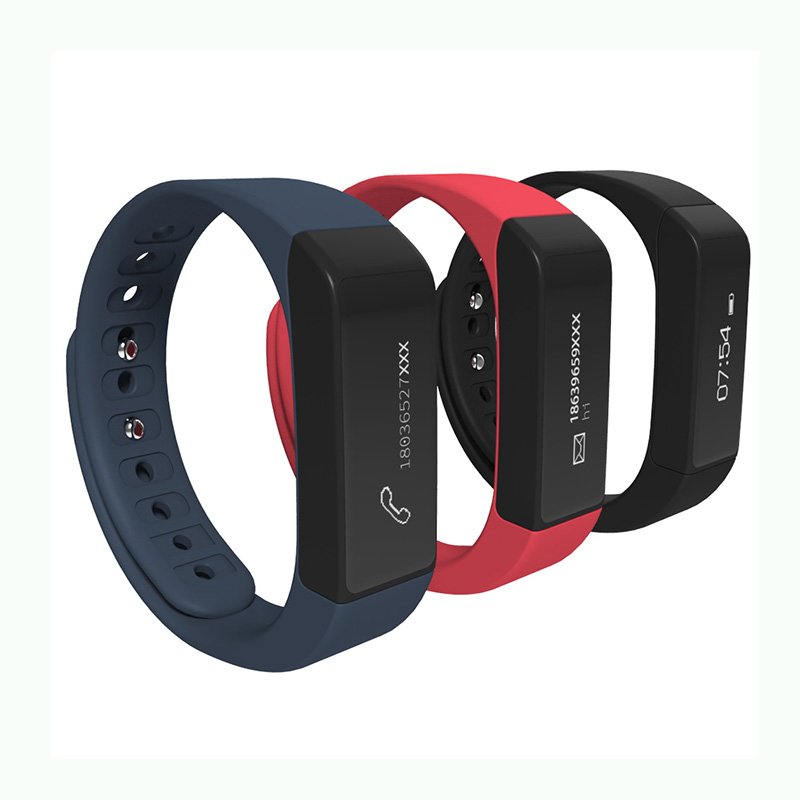 I5 Plus Smart Wristband Bracelet Bluetooth 4.0 Waterproof Touch Screen Fitness T