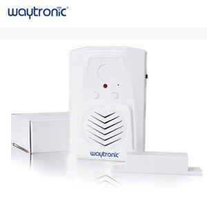 Image 2 - Capteur de porte magnétique pour téléchargement sonore, alarme dentrée, sonnette de bienvenue, sonnette douverture, alerte de sécurité, rappel vocal