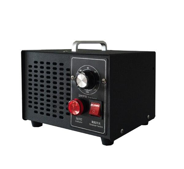 Household Ozone Generator Ozone Disinfection Machine 7g/H 100W 220V corona discharge household 220v ozone generator fq 301 ozone water treatment 200 300mg h china