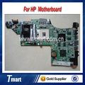 for hp DV7 DV7-4000 615307-001 laptop motherboard for intel cpu HM55 with 8 video chips 1G GPU working well and  full tested