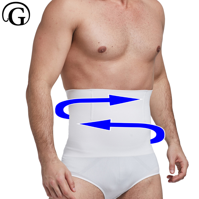 9c5c4ad4043e0 IYUNYI Male Underwear Briefs Mens Tummy Tucker Tummy Control Shapewear for Men  High Waist Control Panties ...