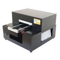 Multifunction Digital Printer A4 Size T Shirt Phone Cover Printer Flatbed Printer