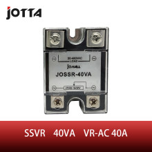 SSR-10VA 25VA 40VA 60VA VR à AC 40A régulateur de tension à semi-conducteurs SSVR(China)