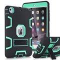 Для Apple Ipad Mini 1/2/3 Чехол Ударопрочный гибридные Три Слоя Heavy Duty Броня Защитник Всего Тела Протектор случае