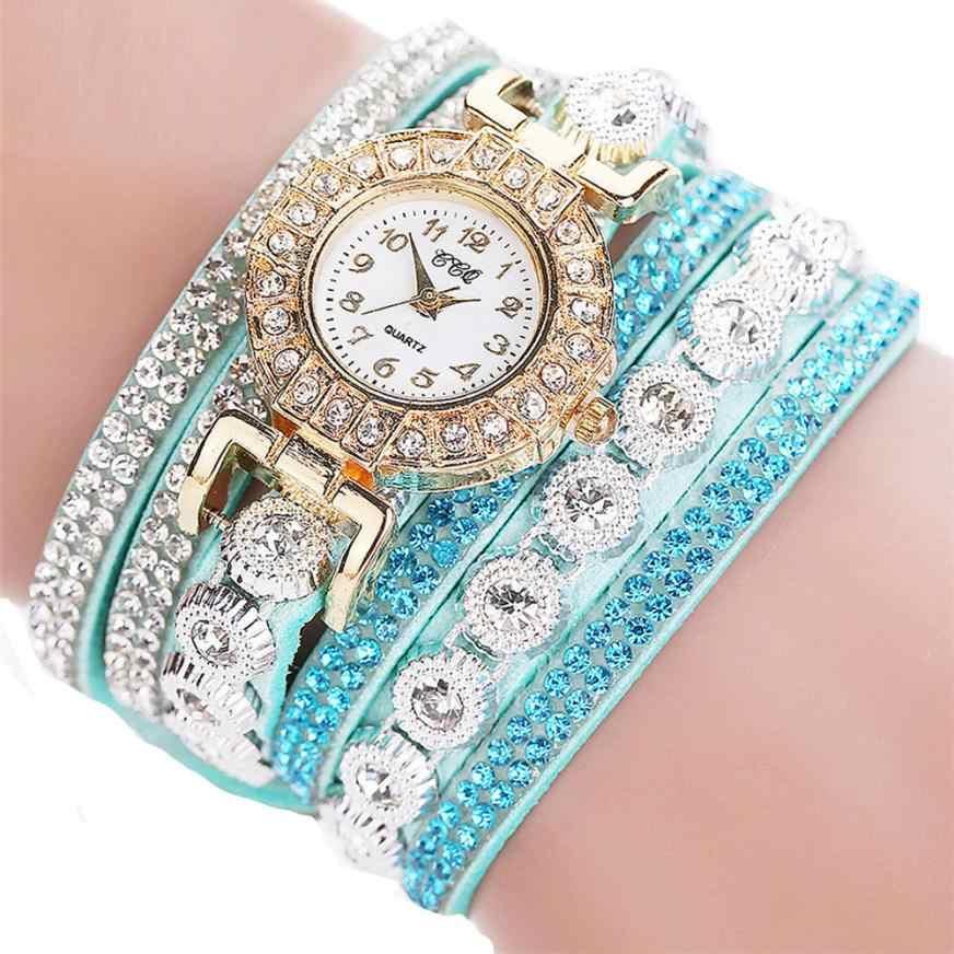 מותג יוקרה נשים צמיד שעונים אופנה נשים שמלה שעוני יד גבירותיי קוורץ ספורט עלה זהב שעון Dropshiping LP025