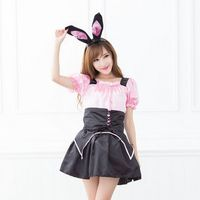 Play Boy Bunny Costume Fancy Dresses Carnival Costumes Halloween Costume For Women Anime Cosplay Disfraces Adultos