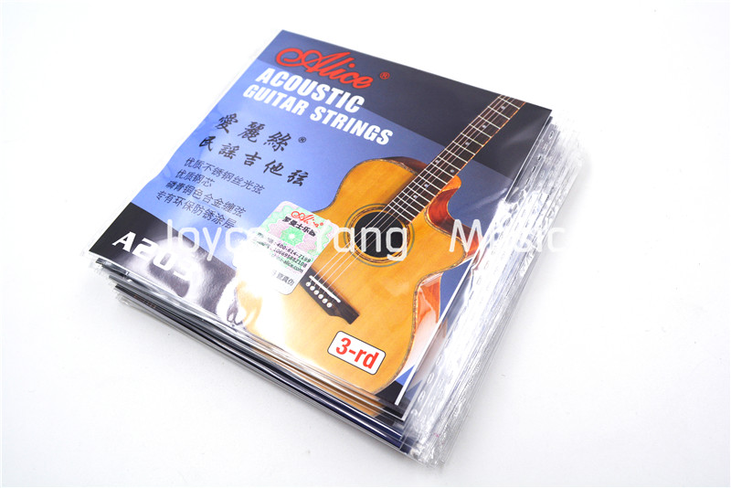 5x G-3rd ACOUSTIC GUITAR STRINGS 024 gauge string single