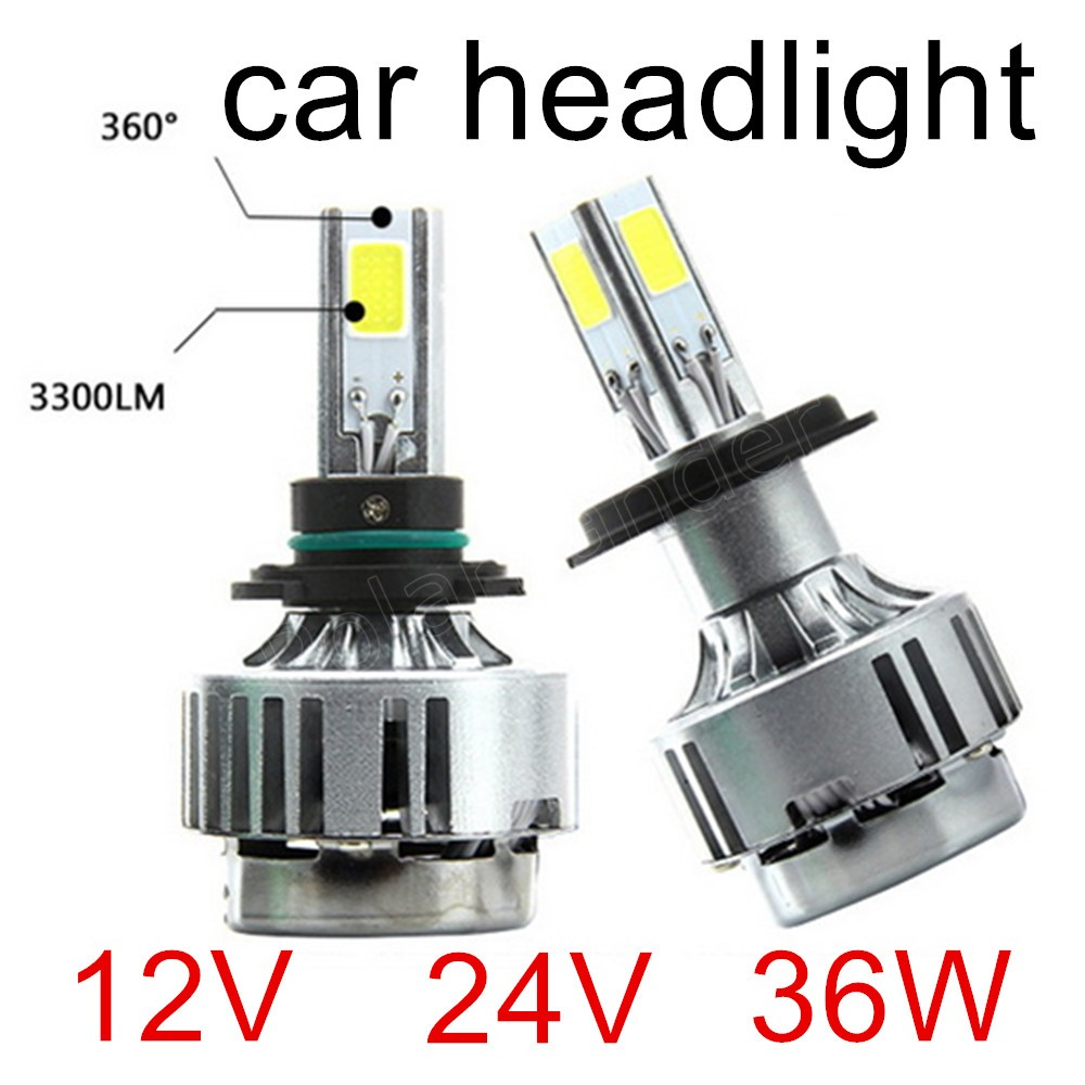 best price sale LED 5202 9006 H4 H7 H10 H11 H13 Car Headlight Bulbs 12V 3300LM Light Source Fog Light Lamp Light 2 pieces 36W best price mgehr1212 2 slot cutter external grooving tool holder turning tool no insert hot sale brand new