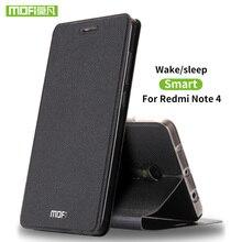 Mofi For Xiaomi redmi Note 4 case For Xiaomi redmi Note 4 case global version cover silicon flip 360 for xiaomi redmi Note4 case