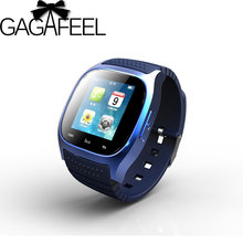Wristwatch Bluetooth Smart Watch Sports Luxury Smartwatch with Dial SMS Remind Pedometer for Android Samsung Phone