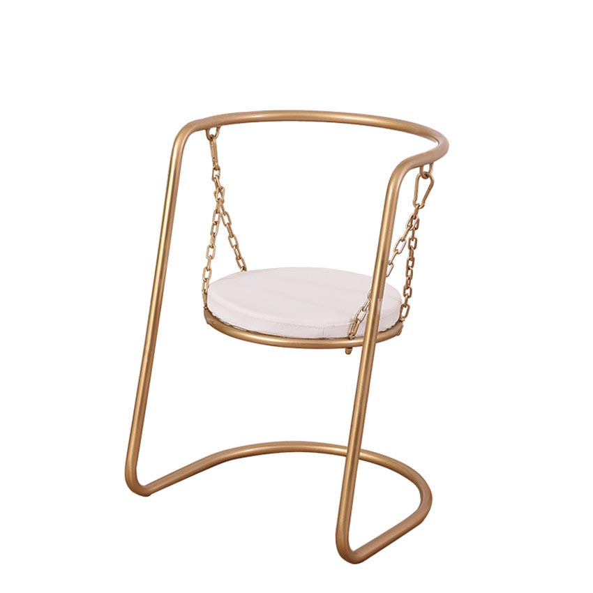 Modern Cafe Chair Nordic Restaurant Leisure Backrest Living Room Bedroom Conference Designer Minimalist Leisure Coffee Chair