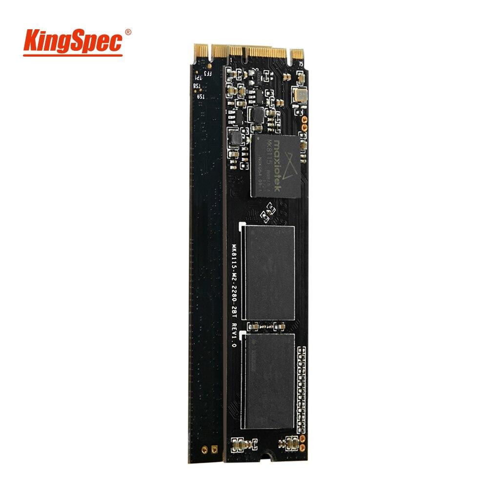 Kingspec M 2 sata III SSD 2280 Hard Drive 2tb 1tb 512gb SATA NGFF Internal Solid