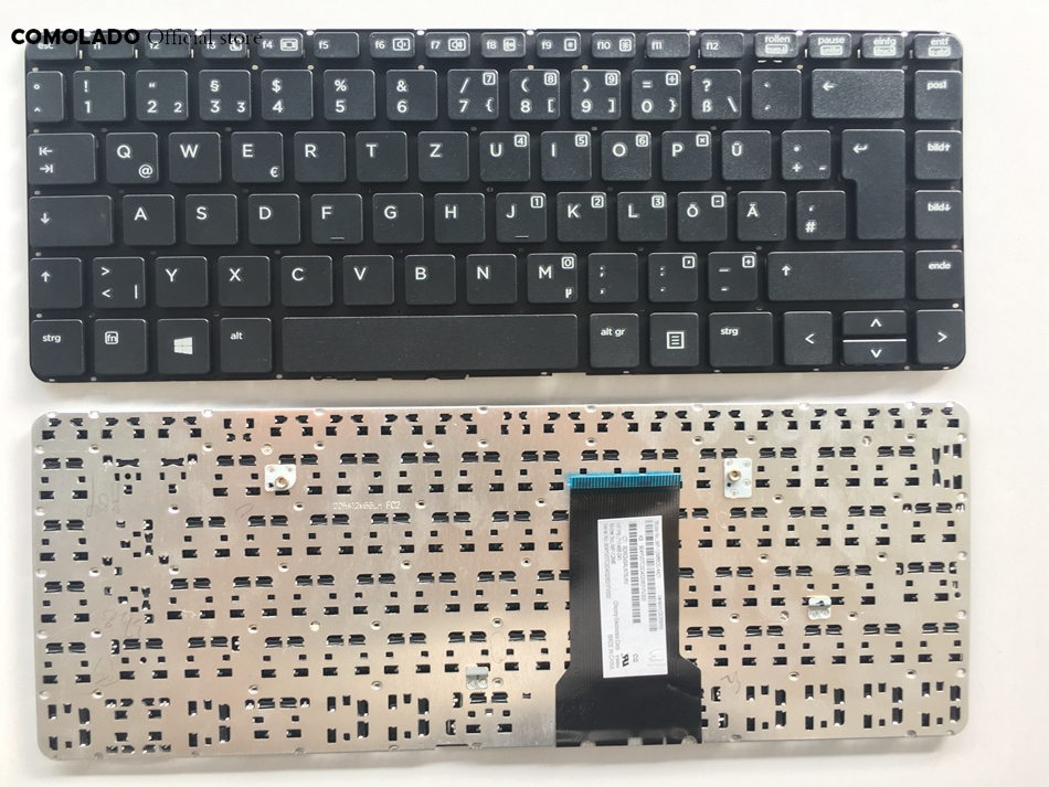 Laptop Replacement Keyboards Original New For HP 450 G5 GR German ...