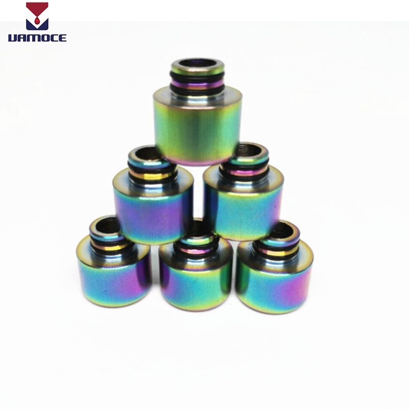 Metal Drip Tip 510 810 Thread Vape Mouthpiece Stainless Steel Driptip for RDA RBA RDTA Electronic Cigarette Vaporizer Atomizer