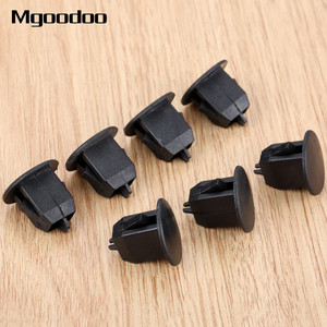 Image 4 - 25Pcs 자동 패스너 리테이너 자동차 클립 트렁크 라이닝 막힘 클립 클램프 볼보 S80 S80L S60 S40 플라스틱 리벳