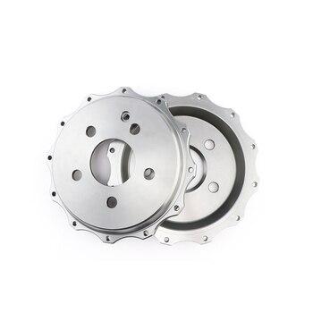 Dicase disco freno Automotive Montaggio Su Misura centro cappello per 6 pentola rotore del freno per Volkswagen GTI