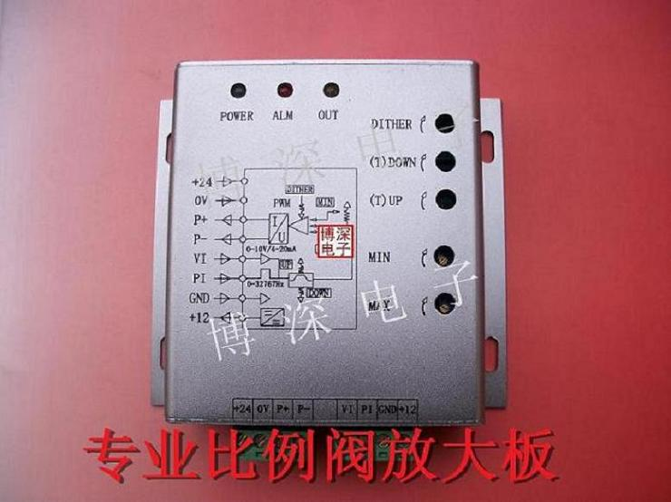 Electro Hydraulic Proportional Valve Plate недорого