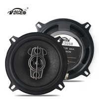 5 Inch Car Speaker Paired Automobile Automotive Auto Coaxial Loudspeaker 300W 4ohm 13cm Audio Acoustics Sound Speakers for Car