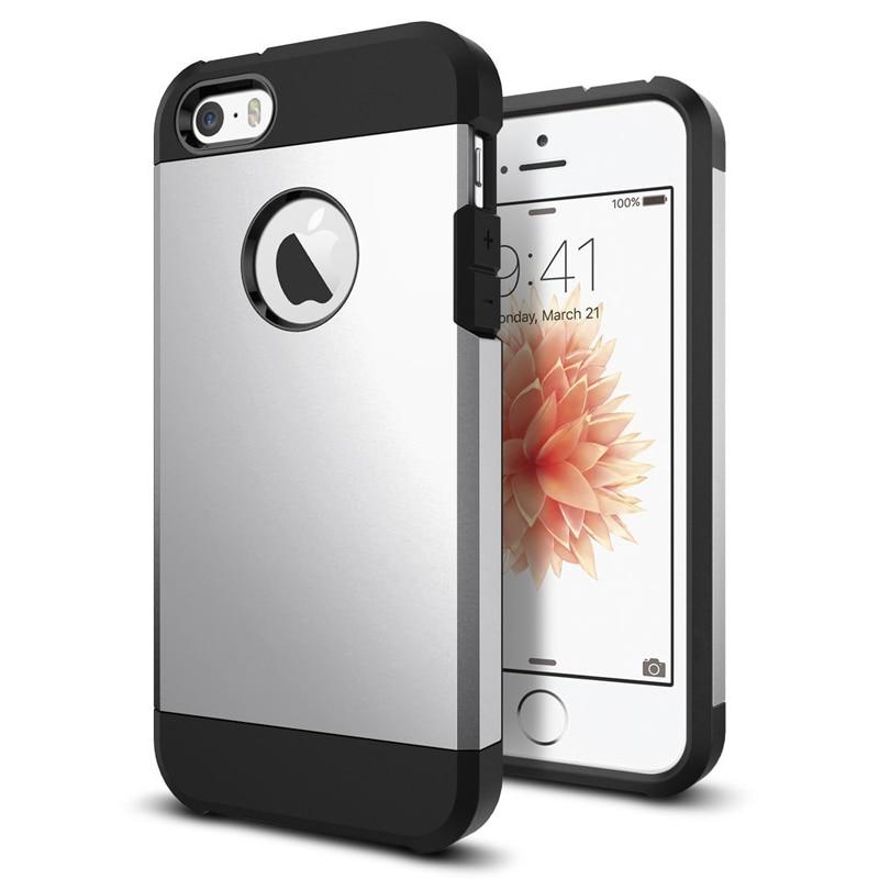 Armadura resistente para apple iphone 7 ascromy case cover iphone 7 plus case lu