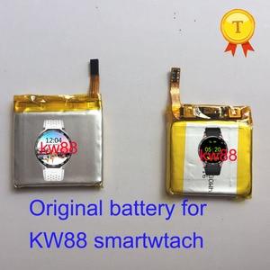 Image 3 - Envio do envio de envio da envio! Relógio inteligente kw88 pro original, relógio inteligente saat recarregável, substituição, 3.8v, bateria de horas