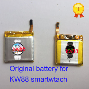 Image 3 - dhl shipping ! original kw88 pro smartwatch smart watch phonewatch saat rechargeable replacement 3.8v clock watch hour battery