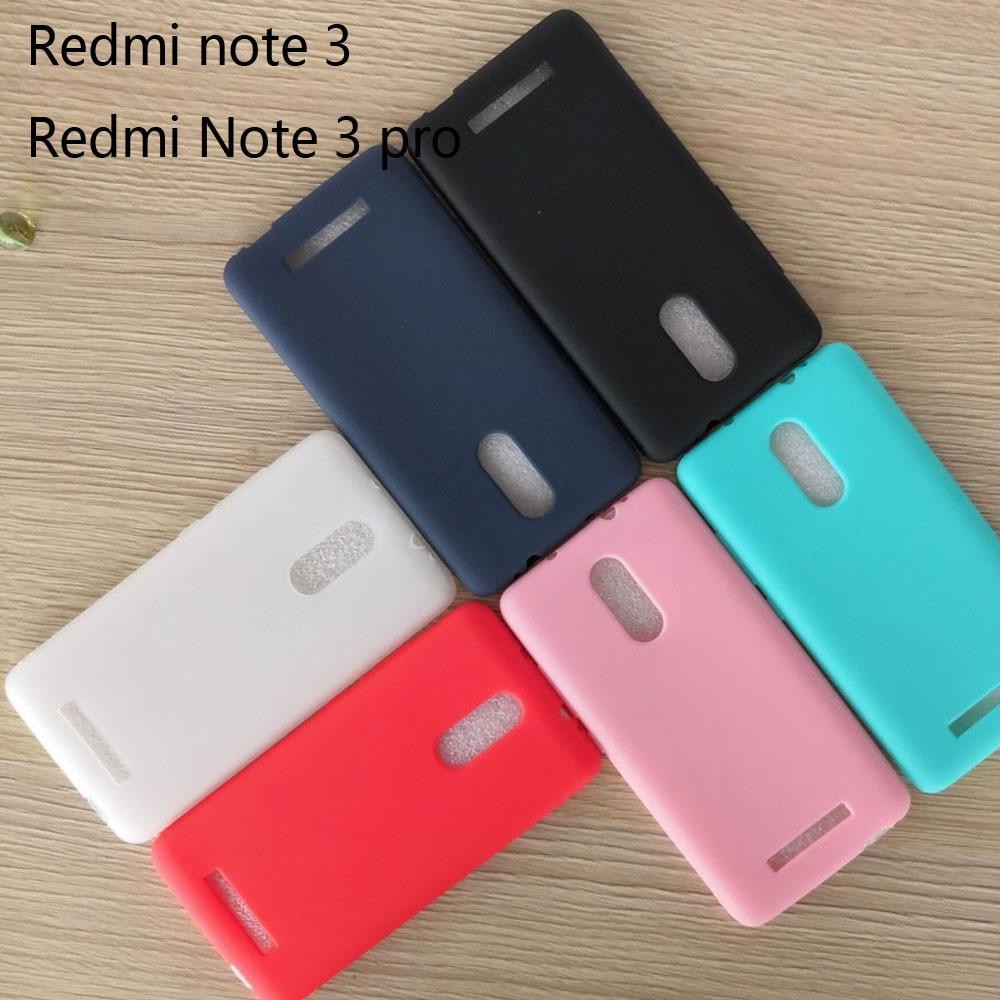 Мягкий силиконовый чехол для Redmi Note3, чехол для Xiaomi Redmi Note 3 Pro, чехол из ТПУ, яркая задняя крышка для Redmi Note 3 Pro, чехол