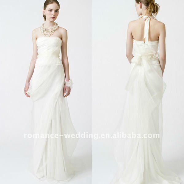 New Fashion Vw0017 Strapless Sweetheart Lightweight Gazaar Silk