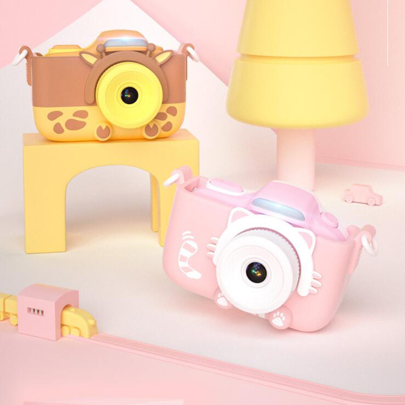 Digital Video Camera Mini Digital Photo Camera Photography Jouet Appareil Photo Toys Birthday Gift  Kids Camera For Children