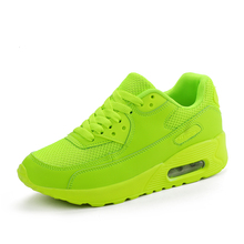 Women running shoes 2018 new outdoor men sport shoes breathable mesh soft athletics Jogging sport women sneaker shoes woman