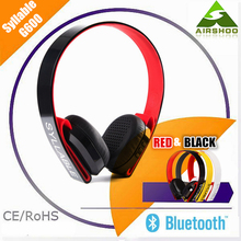 Syllabe G600 Bluetooth 4.0 Sans Fil Casque Réglable Casque en Ligne Contrôle Construit en Mic Hifi Stéréo pour Smartphones