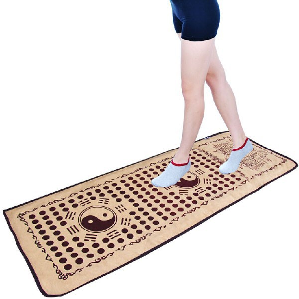 2016 Hot-Sale Foot Massager mat for shakti/ Acupuncture mat /yoga mata/Acupuncture cushion Free Shipping 2016 hot sale foot massager mat for
