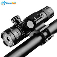 Shockproof Laser Sight Tactical Flashlights Laser Point Aim Sight Scope 5mW Laser Emitter For Hunting Weapon