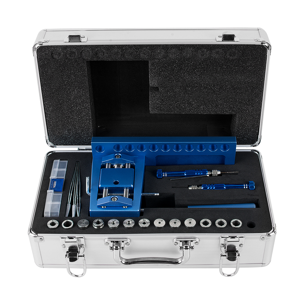Portable Dental Handpiece Repair Kit Professional Handpiece Maintenance Tools